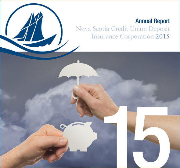 Nova Scotia Credit Union Deposit Insurance Corporation 2015 Annual Report