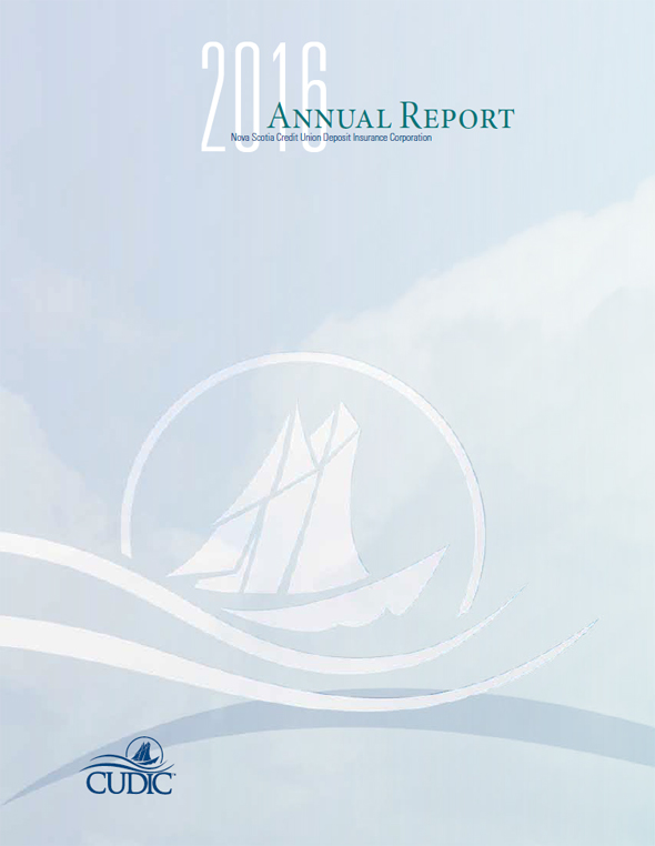 Nova Scotia Credit Union Deposit Insurance Corporation 2016 Annual Report