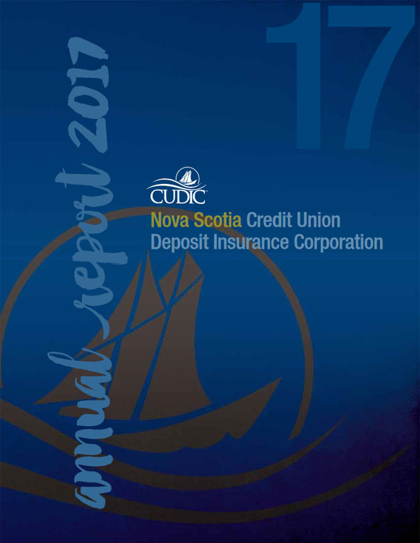 Nova Scotia Credit Union Deposit Insurance Corporation 2017 Annual Report